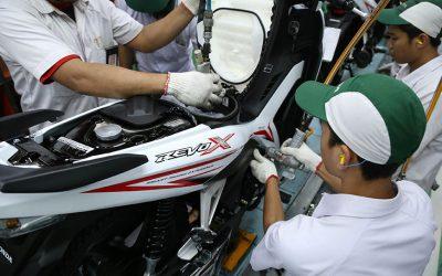 AHM Perkenalkan New Honda Revo X dengan Tampilan Baru Makin Agresif